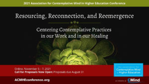 Call for Proposals Now Open: 2021 ACMHE Conference