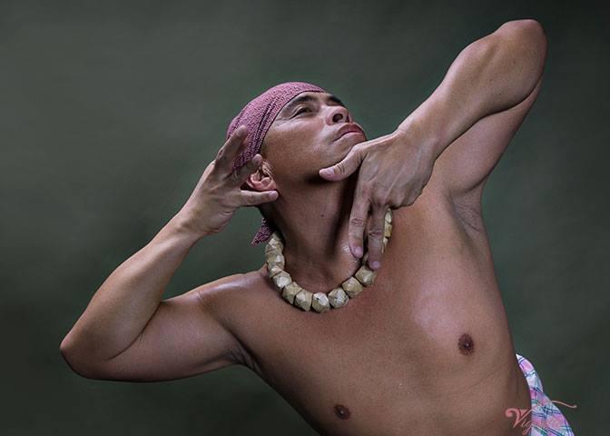 Leonard Cruz. (photo by Nina Padilla)